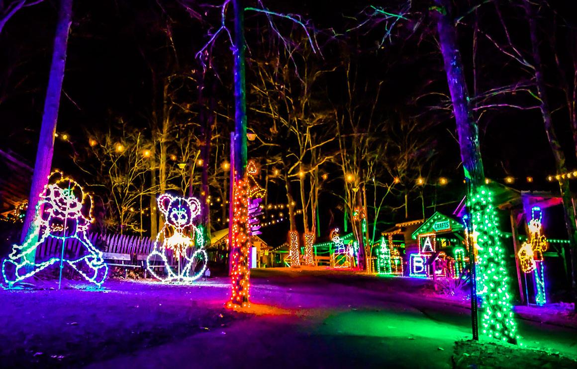 2020 Mountain Country Christmas In Lights, December 20 Home   Georgia Mountain Fair and Fairgrounds